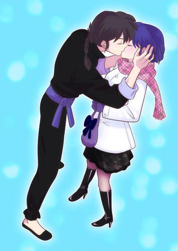 [Ranma 1/2] Ranma & Akane