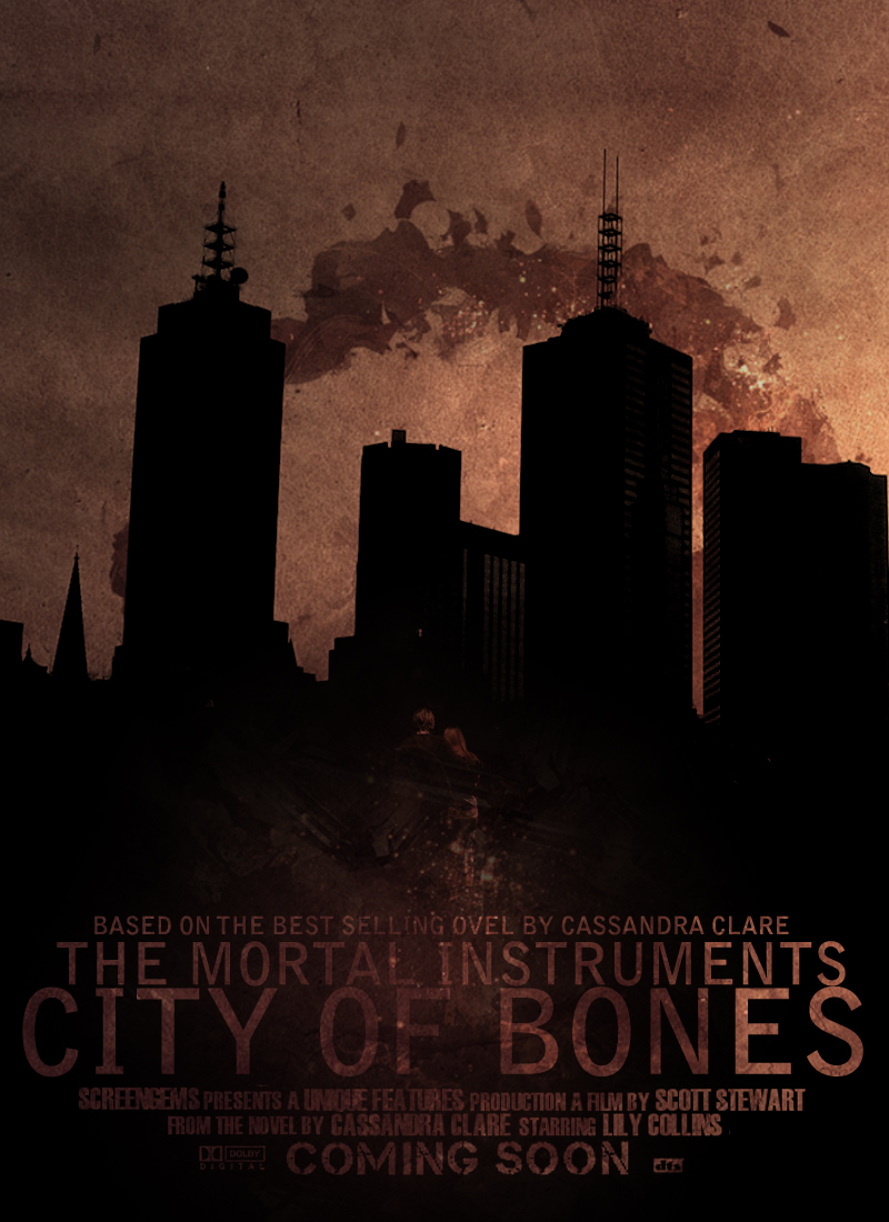 City of Bones Mortal Instruments