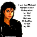 *True Story* ;) - michael-jackson photo