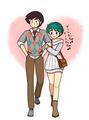 [Urusei Yatsura] Ataru and Lum