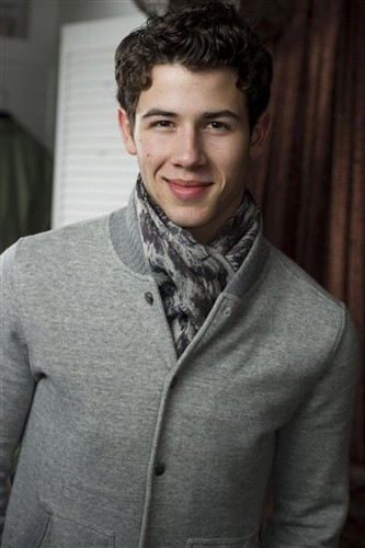 2012 Photoshoot Nick Jonas