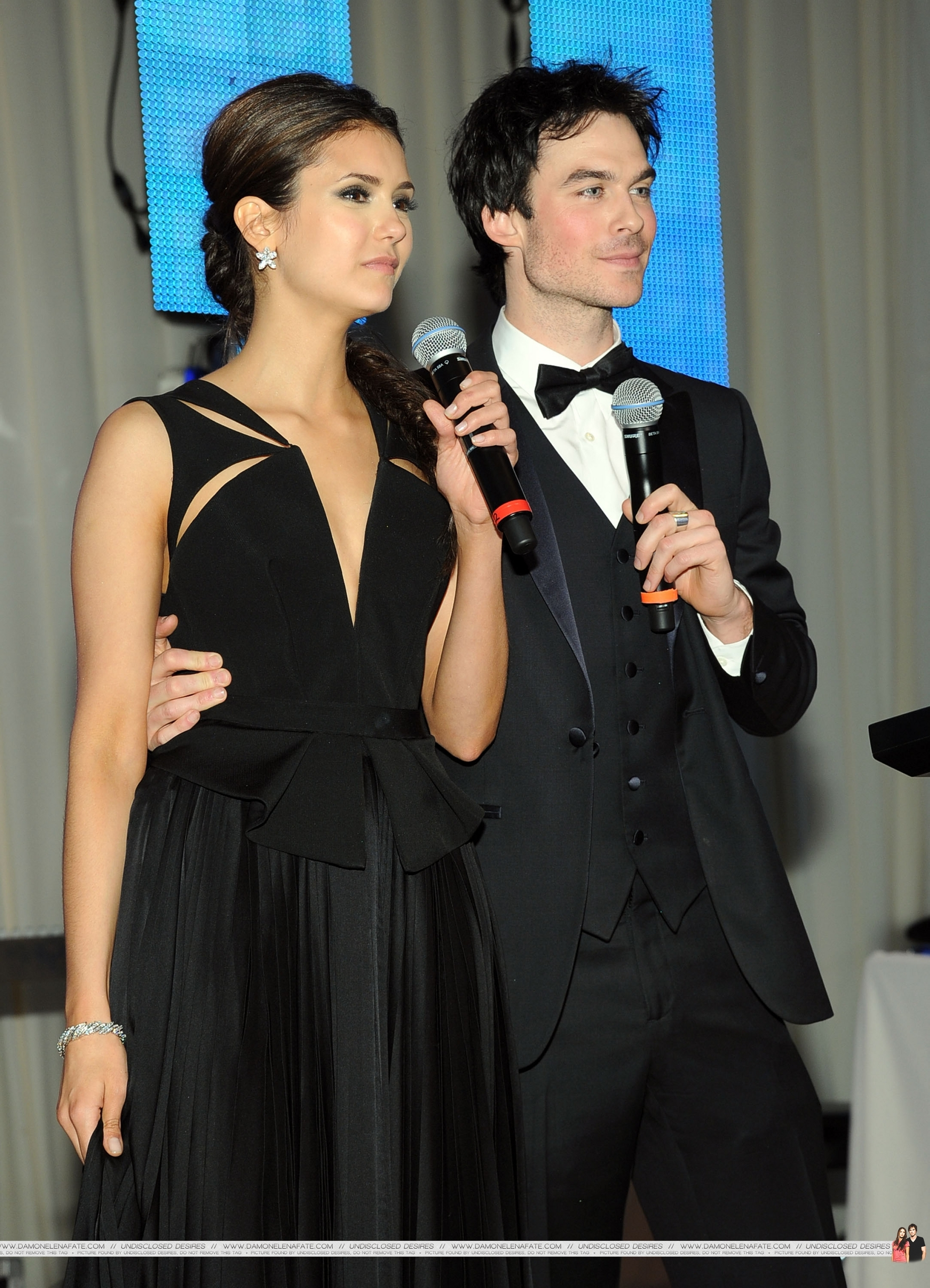 nina dobrev dating ian somerhalder 2012 It has been rumoured in recent weeks that ian somerhalder has proposed to his the vampire diaries co star girlfriend nina dobrev and that she actually rejected his proposal and the idea of marriage.