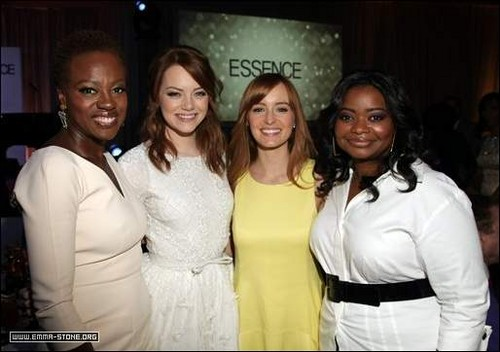 5th Annual ESSENCE Black Women In Hollywood Luncheon - Inside