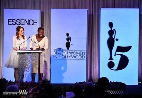 5th Annual ESSENCE Black Women In Hollywood Luncheon - hiển thị