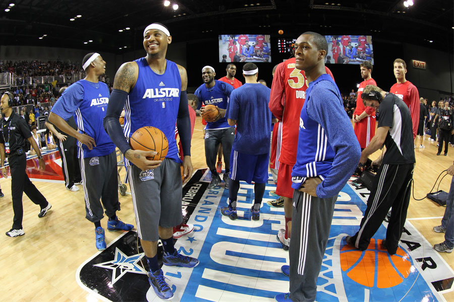 All-star skills competition