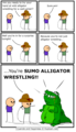 Alligator - cyanide-and-happiness photo