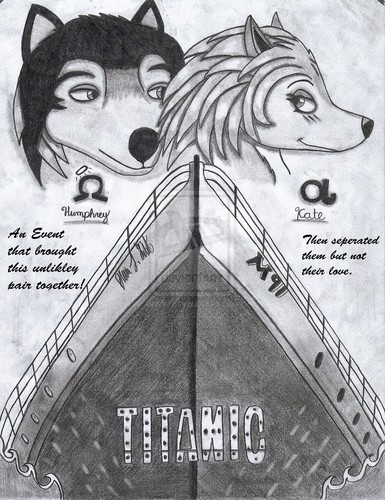 Alpha and Omega: titanic
