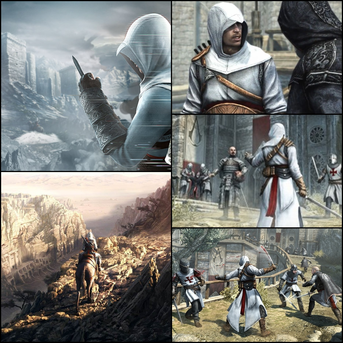 assassin's creed images altair hd wallpaper and background photos