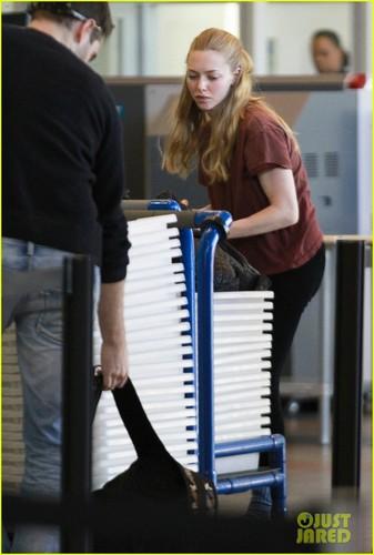 Amanda Seyfried's Fave 'N Sync-er: JC Chasez!