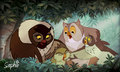 An Owl disney family