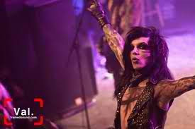 Black Veil Brides images Andy b wallpaper and background photos