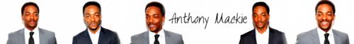Anthony Mackie - Banner