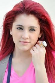 Ariana walking
