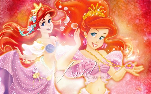 Ariel ~ ♥ - disney-princess Wallpaper