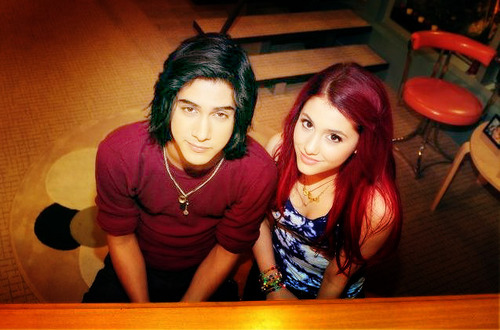 Avan Jogia and Ariana Grande wallpaper called Avan&Ariana