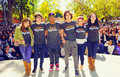 Avan and Ariana at 'The Big Help Restoration Project' - avan-jogia-and-ariana-grande photo