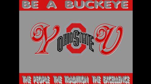 Ohio State विश्वविद्यालय बास्केटबाल, बास्केटबॉल, बास्केट बॉल वॉलपेपर titled BE A BUCKEYE