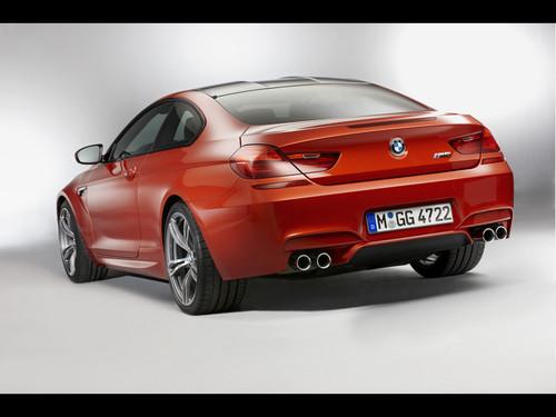 bmw M6 coupe, cupê, coupé