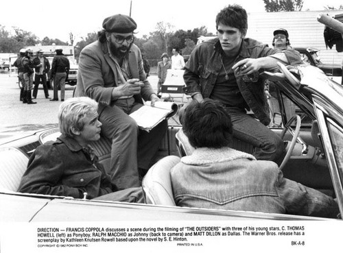 Behind the Scenes - the-outsiders Photo
