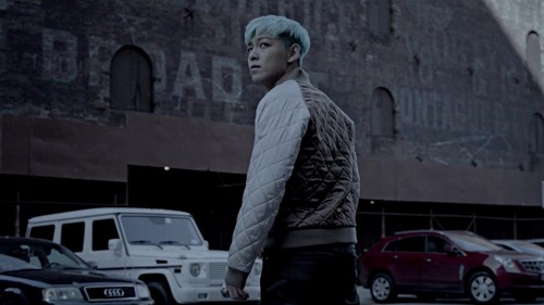 "Big Bang wallpaper probably containing a street called Big Bang ""Blue"" MV"