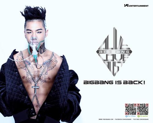"Big Bang Taeyang ""Alive"" teaser"