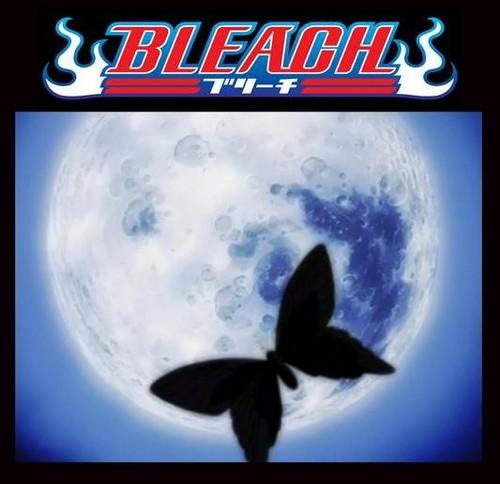 Bleach Hell-Butterfly & Logo
