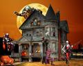 Bounty Hunter Haunted House