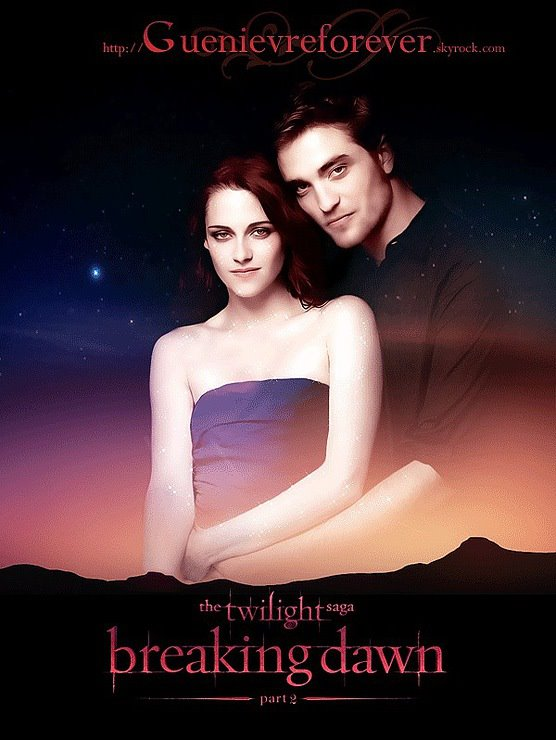 Breaking Dawn Part 2 Fan Art - breaking-dawn-part-2 fan art