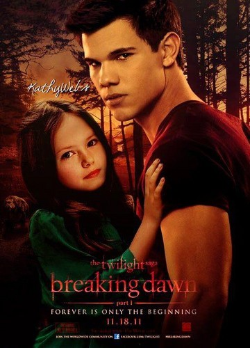 Breaking Dawn Part 2 fã Art