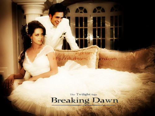 Breaking Dawn - twilighters Fan Art