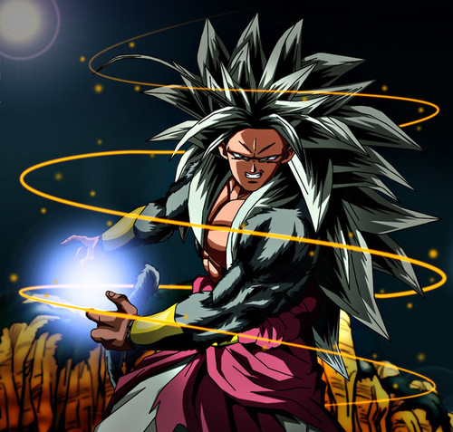 Broly The Legendary Super Saiyan images Broly LSSJ5 wallpaper and background photos