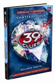 Cahills vs. Vespers - Book 4: Shatterproof sa pamamagitan ng Roland Smith