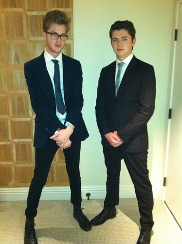 Cameron & Damian