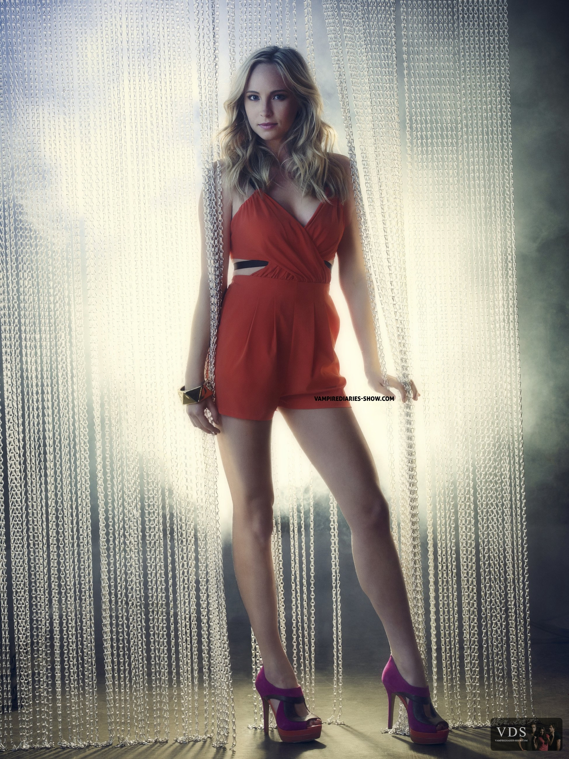 Candice's TVD Season 3 promotional photos. [HQ]