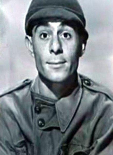 "Carl Dean ""Alfalfa"" Switzer (August 7, 1927 – January 21, 1959"