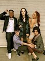 Cast - avan-jogia-and-ariana-grande photo