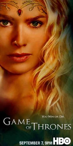 Cersei Baratheon poster