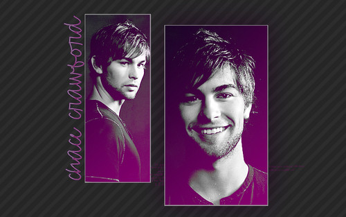 Gossip Girl wallpaper probably containing a portrait titled Chace Crawford