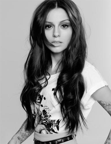 Cher Lloyd's new Photoshoots