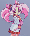 Chibiusa - sailor-moon fan art