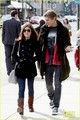 Chris Zylka & Lucy Hale: Canada Couple! - lucy-hale photo