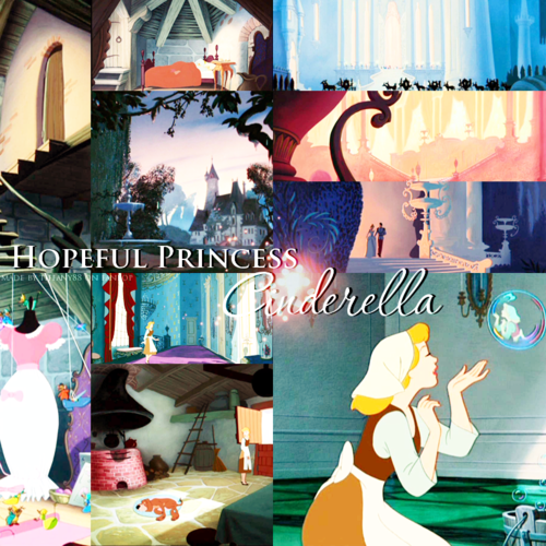 Cinderella wallpaper titled Cinderella ~ ♥