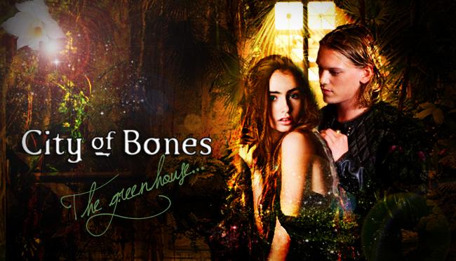 Clary and Jace - City Of Bones Fan Art (29394870) - Fanpop