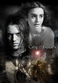 Clary and Jace - city-of-bones fan art