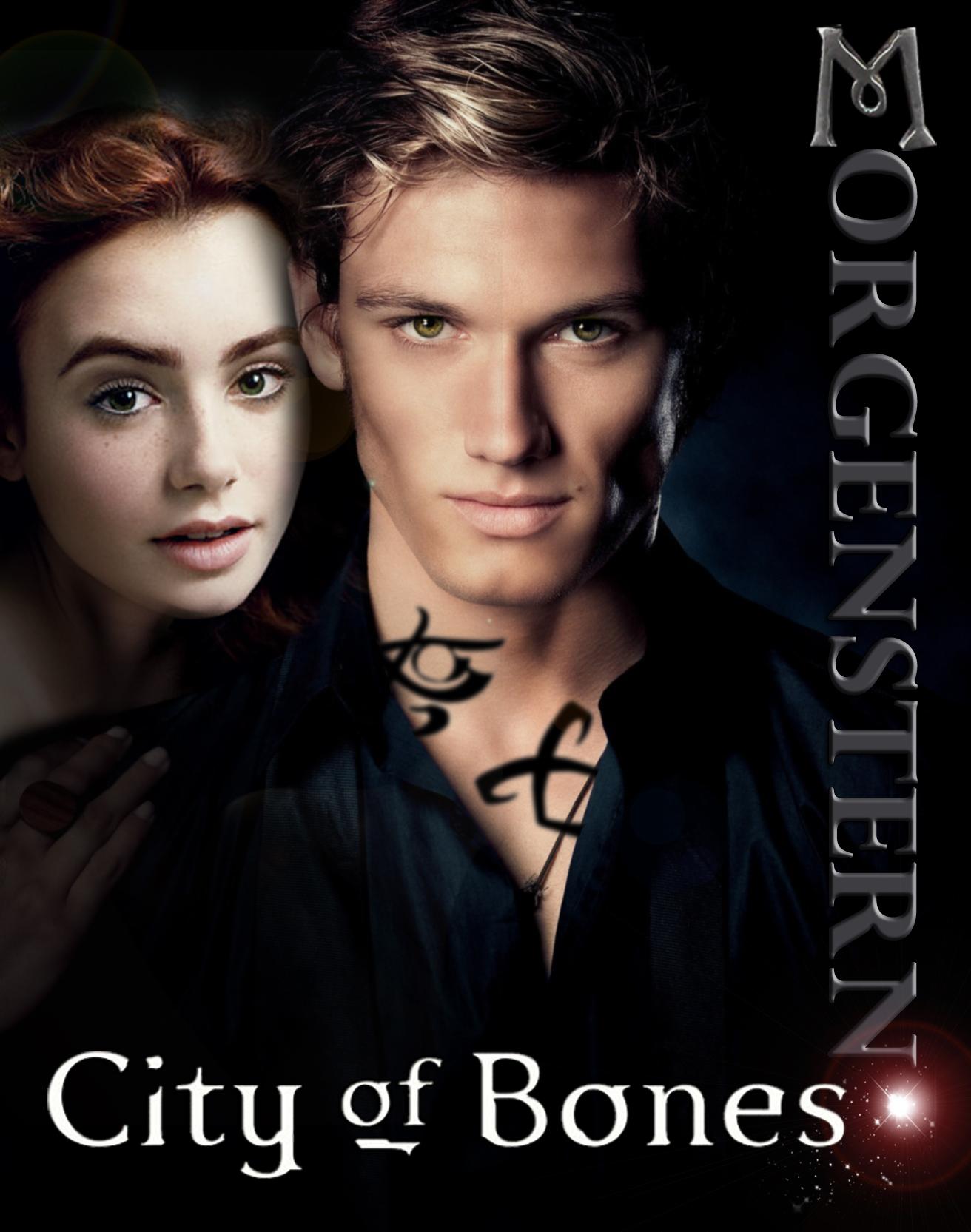 Clary and Jace - City Of Bones Fan Art (29394940) - Fanpop