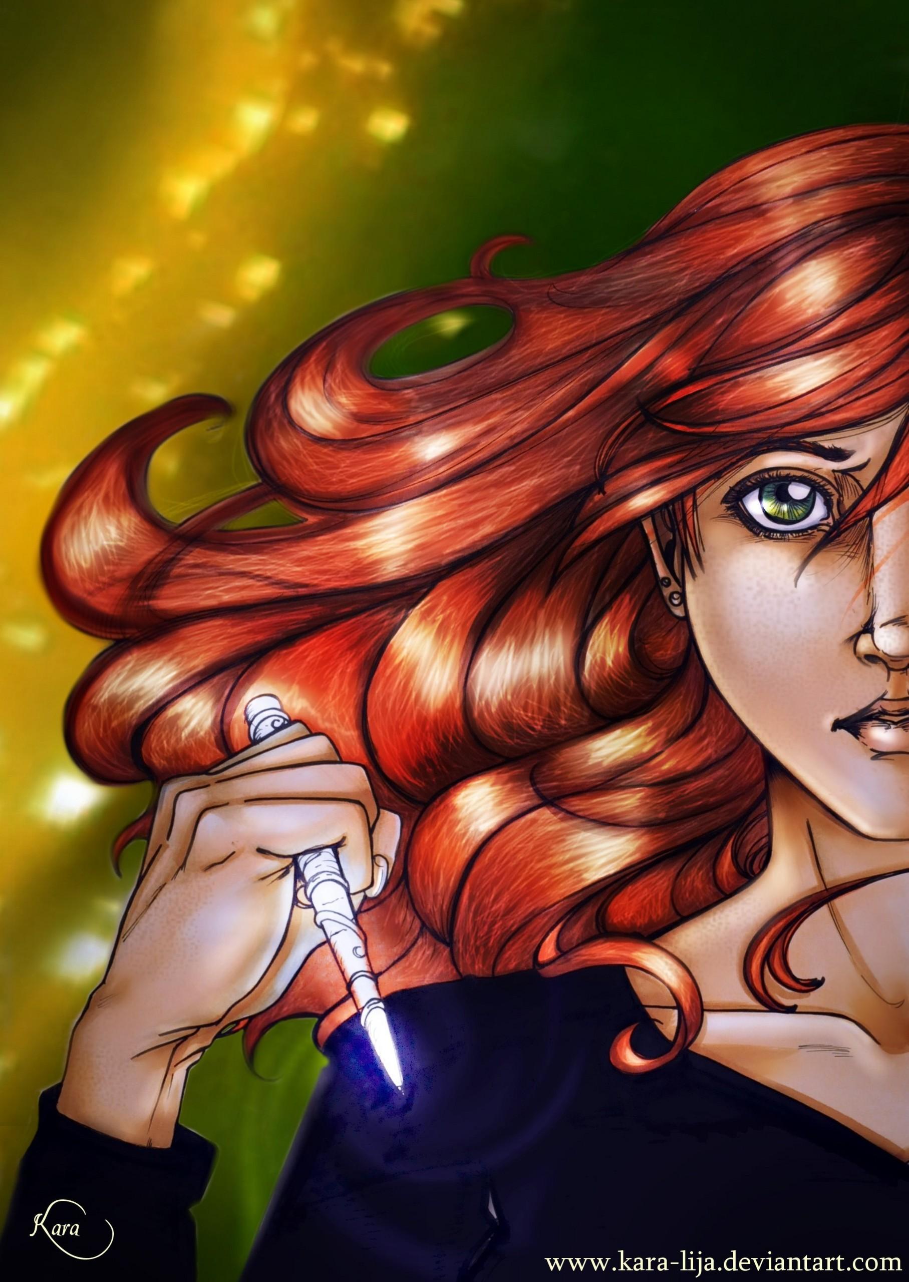 Clary - Clary Fray Fan Art (29368426) - Fanpop