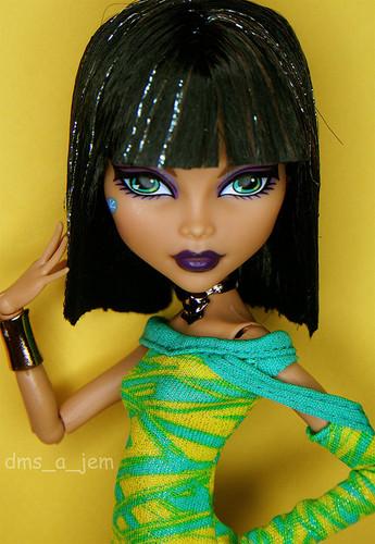 Cleo de Nile DOTD doll