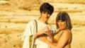 Cleopatra and Marc Antony - horrible-histories screencap