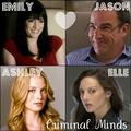 Criminal Minds fallen characters