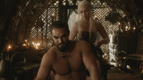 Daenerys and Drogo